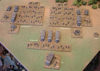 The Italian battlegroup