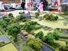 A shot of an excellent demo game by Steve and Craig at Warfare 2011 (15mm scale)