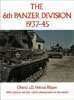 The 6th Panzer Division 1937-45, Ritgen